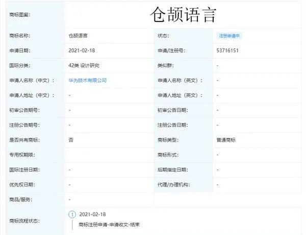 快讯|近期各大企业商标申请新动态