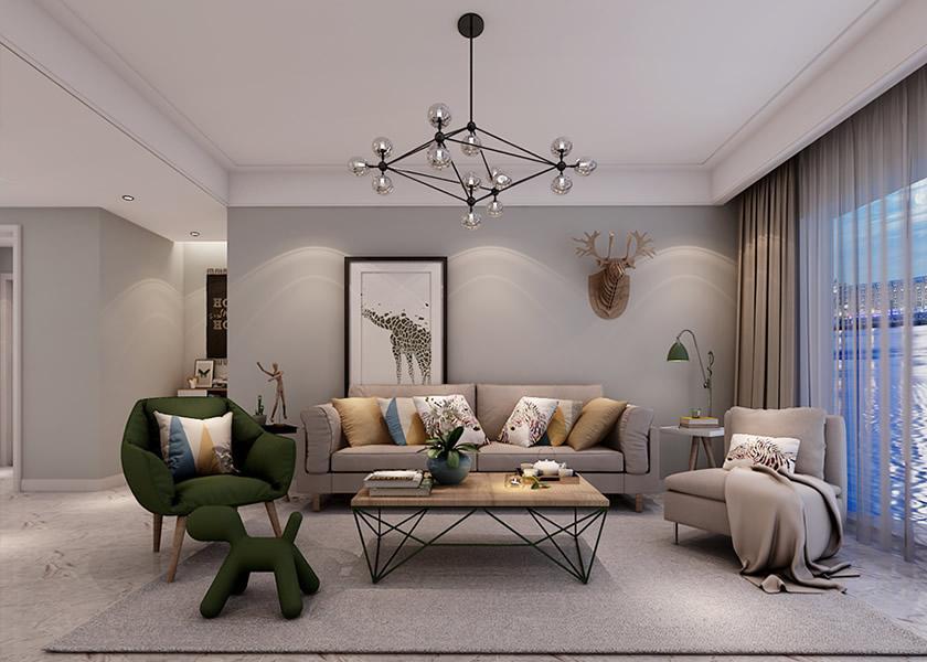 室内装饰设计商标属于哪类?
