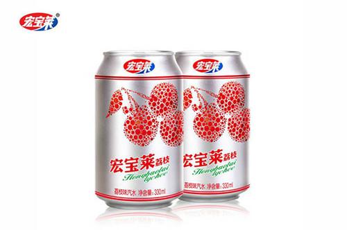 """宏宝莱新商标""""茶盐观色"""",竟与奶茶品牌同音?"""