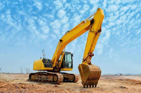 挖掘机出租商标转让所在类别属于哪一类?