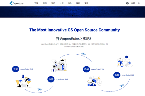 openEuler欧拉操作系统将于9月25日发布,欧拉操作系统商标申请中!