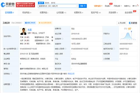 腾讯、京东入股智道网联,公司经营范围变更会影响到商标吗?