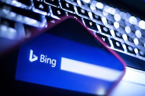 """微软Bing上最受欢迎的搜索词是""""Google"""",搜索引擎注册商标属于哪一类?"""