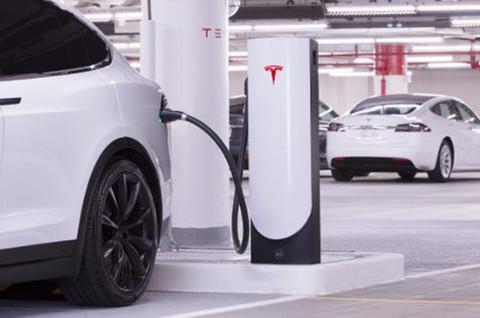 特斯拉首批超级充电桩进入非洲市场,充电桩商标属于哪一类?