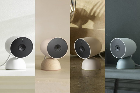 谷歌推出第二代 Nest Cam 网络摄像头,网络摄像头商标是第几类?
