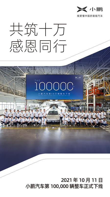 小鹏汽车第10万台整车正式下线,汽车商标转让具有哪些优势呢?