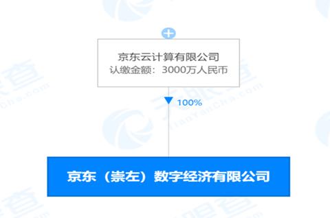 京东在广西成立数字经济公司,公司商标怎么申请?