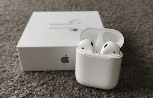 苹果正研究将AirPods作为健康设备的可能性,蓝牙耳机商标属于哪个类目?